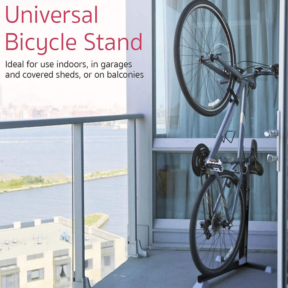 apartment bike rack
