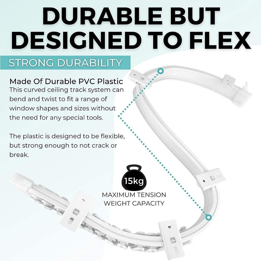 curved ceiling track buy online