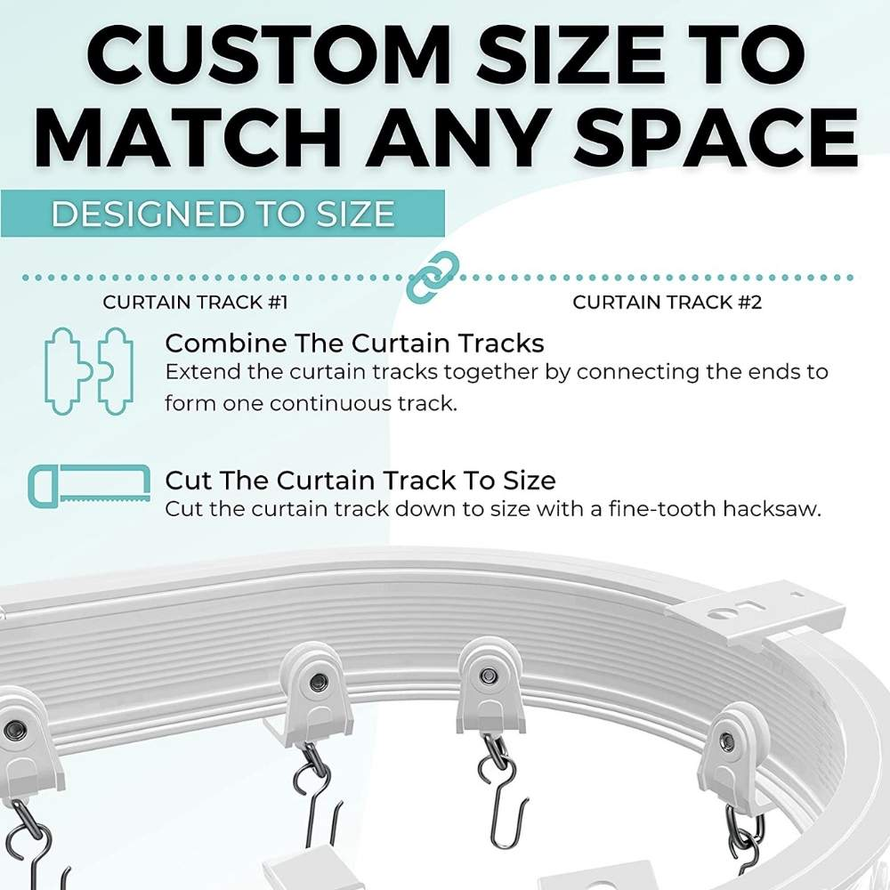 curved ceiling tracking buy online